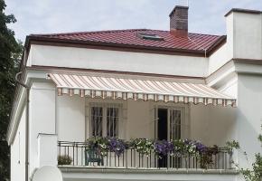 Balkonu markīzes