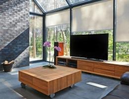 Screen rullo žalūzijas – praktisks risinājums mājas logu nosegšanai