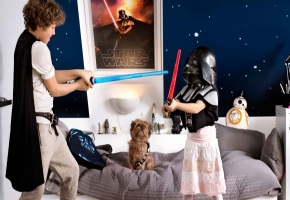 Star Wars &VELUX Galactic Night kolekcija