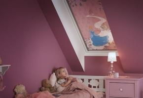 Disney & VELUX sapņu kolekcija