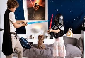 Коллекция «Star Wars» и «VELUX Galactic Night»
