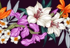 Smaržīgas puķes