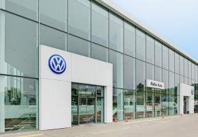 Fasādes horizontālās žalūzijas Moller Auto — praktisks un stilīgs risinājums